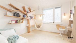 Oddychová, relaxačná miestnosť
